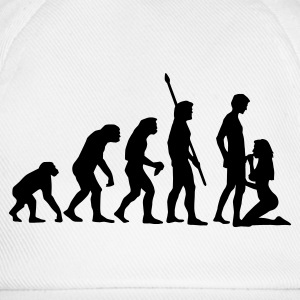 evolution_sucks_a_1c Delantales - Gorra béisbol