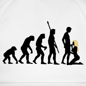 evolution_sucks_a_2c Forklæder - Baseballkasket