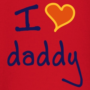 I love daddy - Baby Long Sleeve T-Shirt