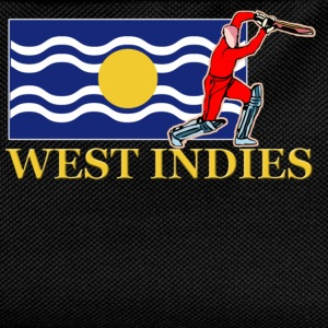 Cricket Player - West Indies - Kids' Backpack