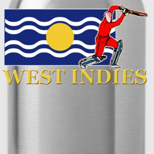 Cricket Player - West Indies - Water Bottle