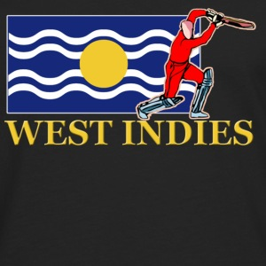 Cricket Player - West Indies - Men's Premium Longsleeve Shirt
