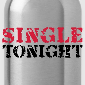 Schwarz single tonight Pullover - Trinkflasche