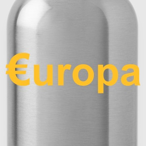 Navy Europa Pullover - Trinkflasche