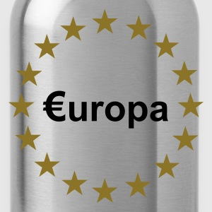 Rot Europa Pullover - Trinkflasche