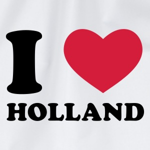 Weiß holland T-Shirts - Turnbeutel