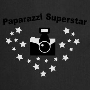 Black Paparazzi Superstar Bags  - Cooking Apron