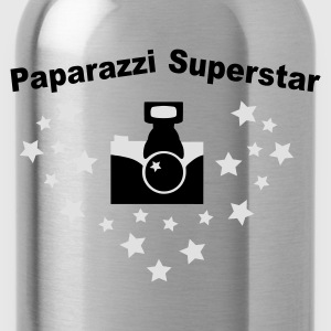 Black Paparazzi Superstar Bags  - Water Bottle