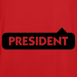 Red President (1c) Bags  - Men's Football Jersey