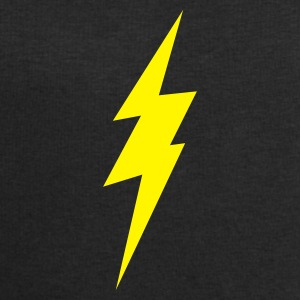 Black lightning bolt Underwear - Men's Sweatshirt by Stanley & Stella