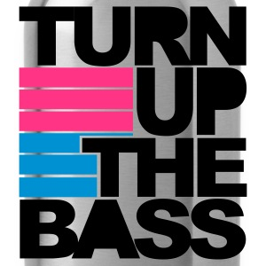 Noir Turn Up The Bass Sweatshirts - Gourde