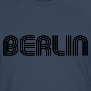 Berlin Seventies T-Shirt - Premium langermet T-skjorte for menn