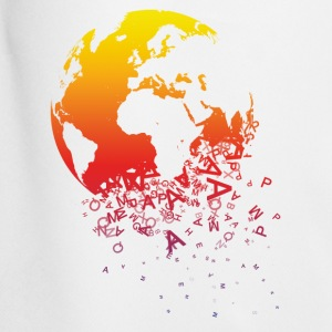 White World dissolves Men's T-Shirts - Men's Football shorts