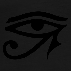 Eye Of Horus Umbrella - Männer Premium T-Shirt