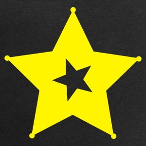 Yellow star - Sweat-shirt Homme Stanley & Stella