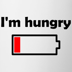 Hungry Battery - Mug