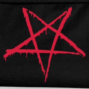 Black Bloody Pentagram Men's T-Shirts - Kids' Backpack