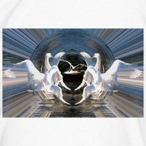 Swan Dream - Men's Premium T-Shirt