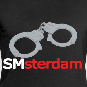 Zwart/wit smsterdam (for dark items) T-shirts - Mannen sweatshirt van Stanley & Stella