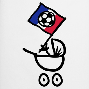 France Bébé Football Fan, Baby Body - Tablier de cuisine
