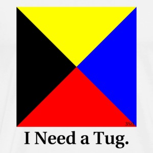 tug Hoodies & Sweatshirts - Men's Premium T-Shirt