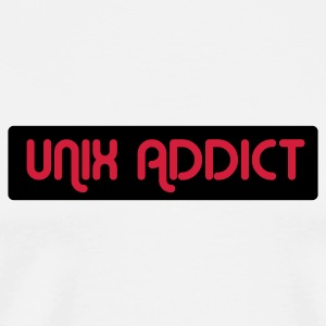 Unix Addict - T-shirt Premium Homme