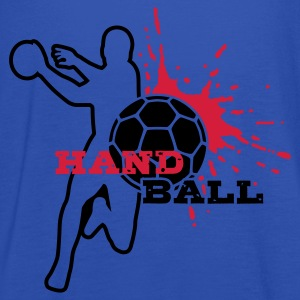 HANDBALL Spieler-Splash T-Shirts - Women's Tank Top by Bella