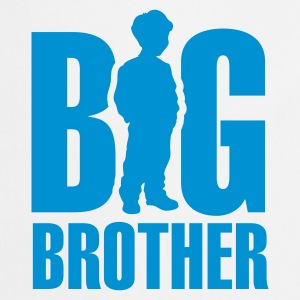 Light blue Big Brother Kids' Shirts - Cooking Apron