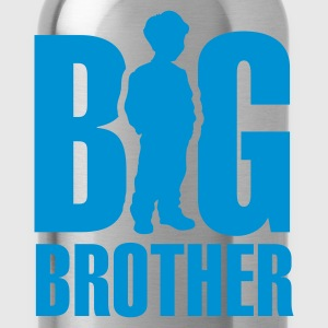 Light blue Big Brother Kids' Shirts - Water Bottle