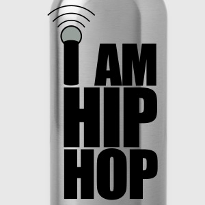 Nero I Am Hip Hop T-shirt - Borraccia