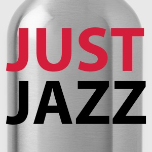 Heather grey Just Jazz Hoodies & Sweatshirts - Water Bottle