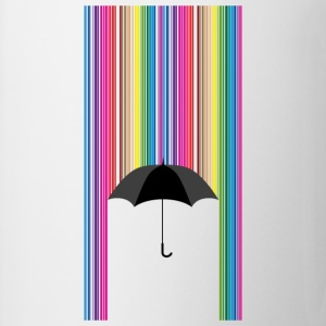 Colorful rain - Mug