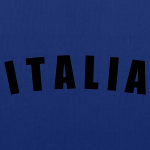 Navy ITALIA Italy Italien calcio football Fußball Länder countries WM cup Sport sports - eushirt.com Schürzen - Tote Bag