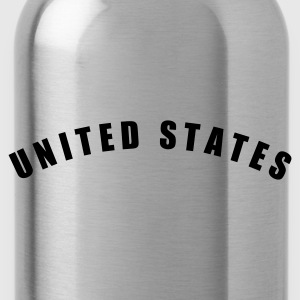 UNITED STATES of America, USA, Amerika, fútbol, football, Fußball, Länder, countries, Sports, Sport, US, US ARMY, www.eushirt.com - Trinkflasche