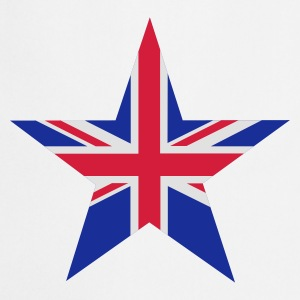 United kingdom_star - Forklæde