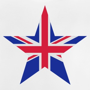United kingdom_star - Baby T-Shirt