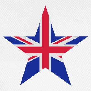 United Kingdom_star - Baseballkasket