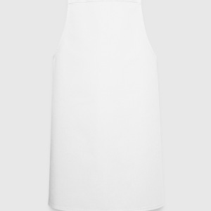 White/black A Poke of Chips Now Women's T-Shirts - Cooking Apron