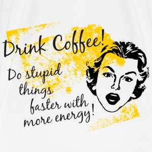 Drink Coffee ! - Männer Premium T-Shirt
