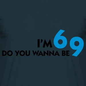 Marine I'm 6 - Wanna be 9? (2c) Sweatshirts - T-shirt Homme