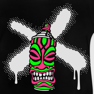 SPRAY A CROSS TIKI (N1 FR) - T-shirt Bébé