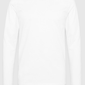 White/red indieband Women's T-Shirts - Men's Premium Longsleeve Shirt