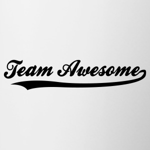 Wit Team Awesome (1c) Sweaters - Mok