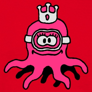 little_princess_octopuss_b_3c Tabliers - T-shirt Homme