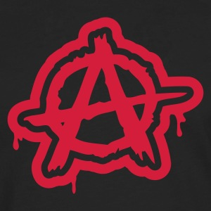 Anarchie / Anarchy A T-Shirts - Men's Premium Longsleeve Shirt