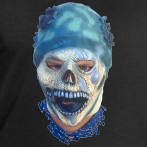 Black Halloween Scary Head 10 Men's T-Shirts - Men's Sweatshirt by Stanley & Stella