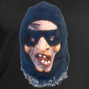 Black Halloween Scary Head 9 Men's T-Shirts - Men's Sweatshirt by Stanley & Stella