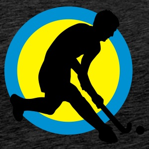 herrenhockey_c_3c Gensere - Premium T-skjorte for menn