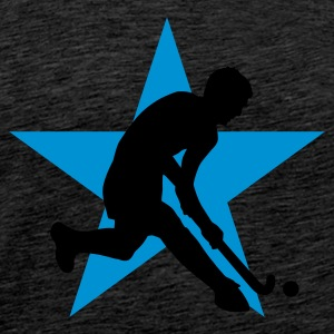 herrenhockey_b_2c Gensere - Premium T-skjorte for menn