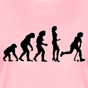 evolution_hockey_woman_a_1c Sweat-shirts - T-shirt Premium Femme